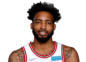 Portrait Derrick Jones Jr.