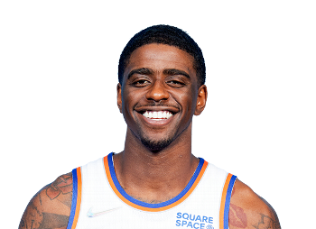 Portrait Dwayne Bacon