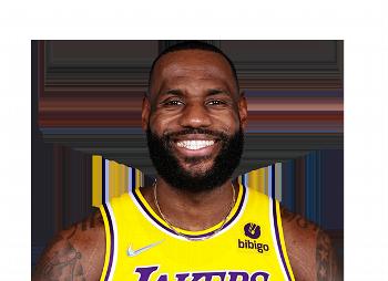 Portrait LeBron James