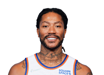 Portrait Derrick Rose