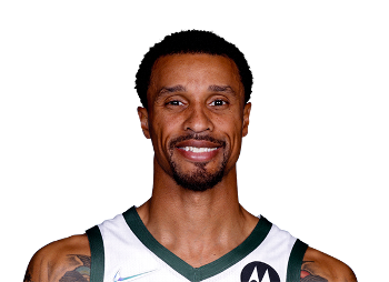 Portrait George Hill