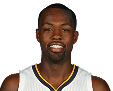 Portrait Rodney Stuckey