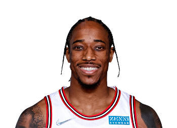 Portrait DeMar DeRozan