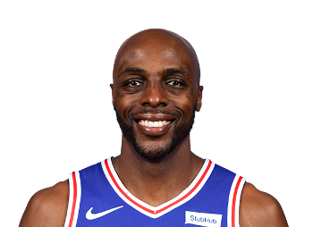 Portrait Anthony Tolliver