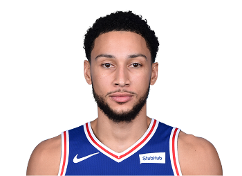 Portrait Ben Simmons